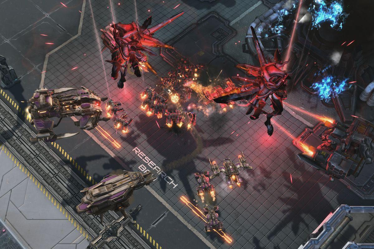 StarCraft Wetten