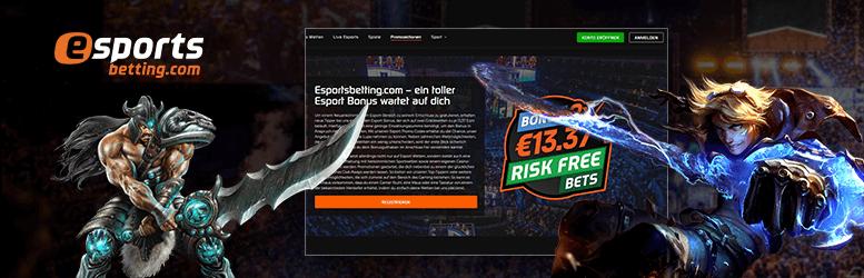 esportsbetting.com wetten